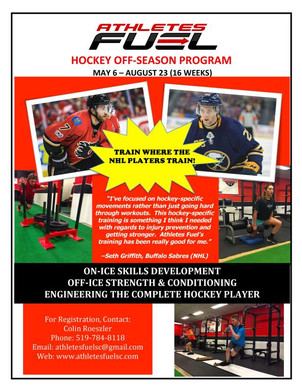 2019 Hockey Off-Season Program - Cover-page-001